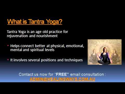 Tantric Yoga For Lovers Learn about Tan...