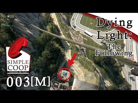 Dying Light: The Following [003M] - Wer legt denn Steine in den Müll? ● Let's Coop