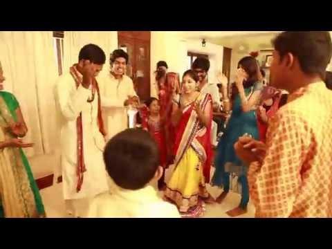 Mehendi & Sangeeth - Vaishnavi weds Swaminathan