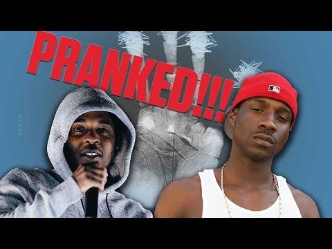 Jay Rock Gets Pranked By Kendrick Lamar [LISTEN]
