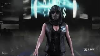 WWE 2K19 Aliyah Brie Bella Emma Nikki Cross Taynara Conti Vanessa Borne Vickie Guerrero Entrances