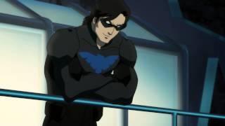 Batman: Bad Blood - Clip