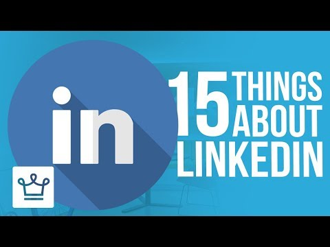 15 Things You Didn't Know About LinkedIn
