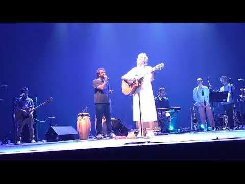 Mallu Magalhães e Marcelo Camelo- Janta ao vivo no Tom Brasil- São Paulo