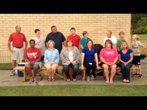Beverlye Magnet School ALS Ice Bucket Challenge