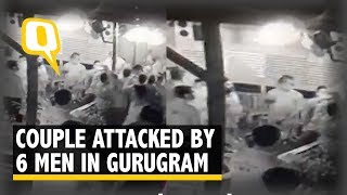 Woman Harassed; Her Husband Hit With Beer Bottle at Gurugram Pub   The Quint