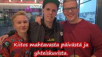Jyväskylä 27.10: Kauppakeskus Seppä - Meet&Greet
