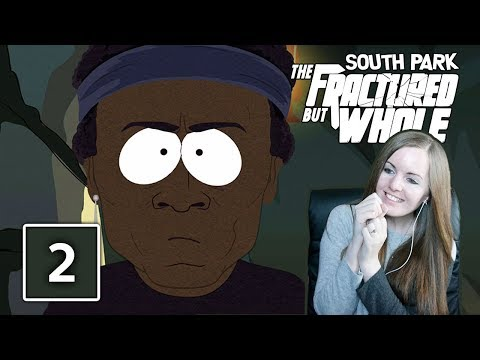 PUNCH THAT GOTH   South Park The Fractured But Whole From Dusk Till Casa Bonita Gameplay Part 2
