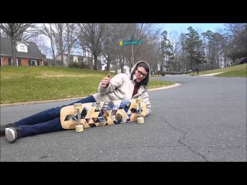 P-Rad || Eastside Relic Board Review