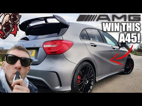 🐒 MERCEDES A45 AMG REVIEW - WHAT'S IT LIKE TO DAILY?