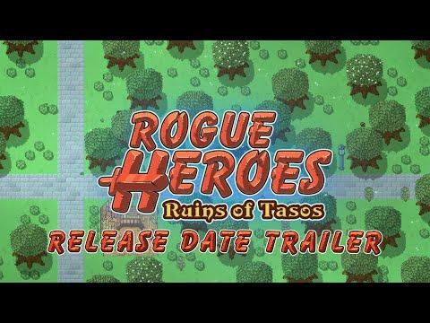 Rogue Heroes: Ruins of Tasos - Release Date Trailer