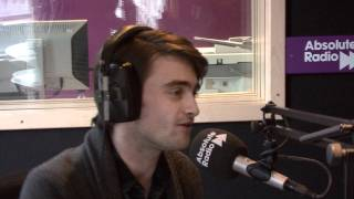 Daniel Radcliffe speaks about Googling his girlfriend's name