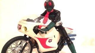 SH フィギュアーツ 仮面ライダー1号 (桜島) レビュー