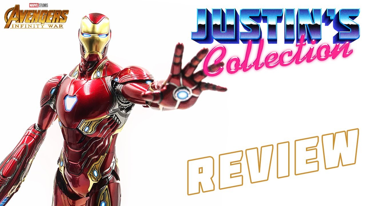 Hot Toys Iron Man MK50 (Mark L) Avengers Infinity War Review