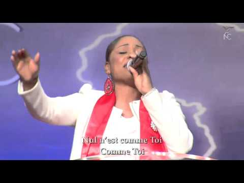ICC GOSPEL CHOIR -DIEU ADMIRABLE INÉBRANLABLE INCOMPARABLE  | SYLVIE TAGBO