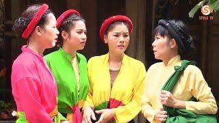 Phim hài - Dâng vợ cho Quan | Hài dân gian - Thật giả phú ông Tập 4