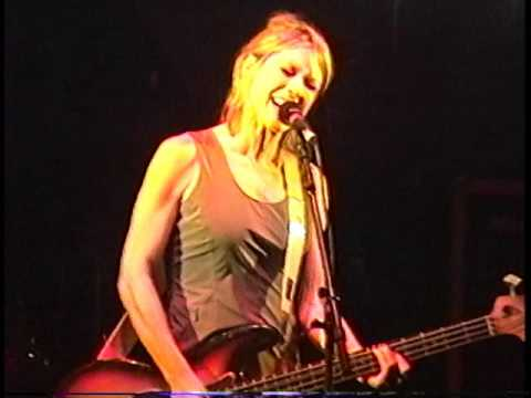 Sonic Youth - (Electric Factory) Philadelphia,Pa 10.18.95