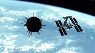 【喵嗷污】太空的漂浮物,使宇航员发疯后互相残杀,同时地球神秘生物被唤醒《世人》几分钟看科幻片