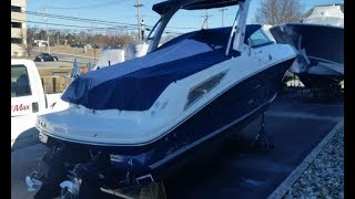 2012 Sea Ray 300 SLX Boat For Sale at MarineMax Somers Point, NJ
