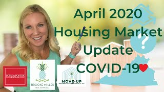 April 2020 Real Estate Market Update