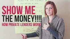 How Private Money Lenders for Residential Real Estate Distribute Payments