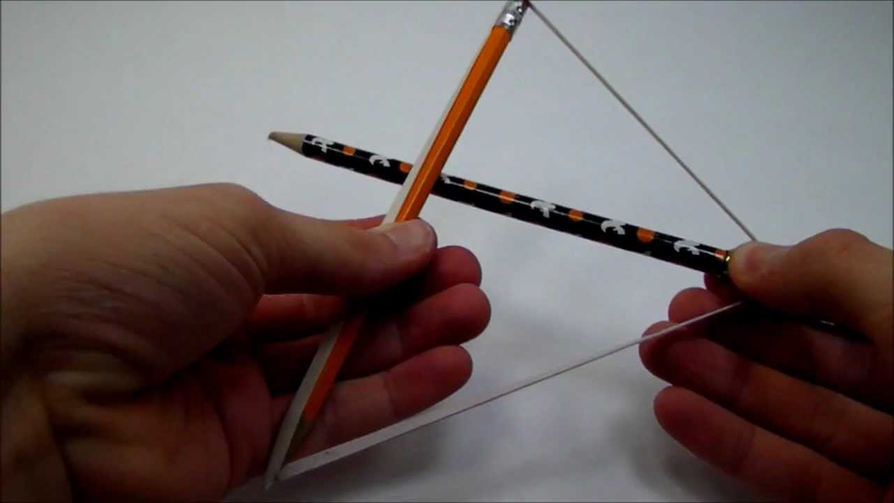 Reception Desk Paperclip Crossbow : 10 Steps (with Pictures ...   720x1280