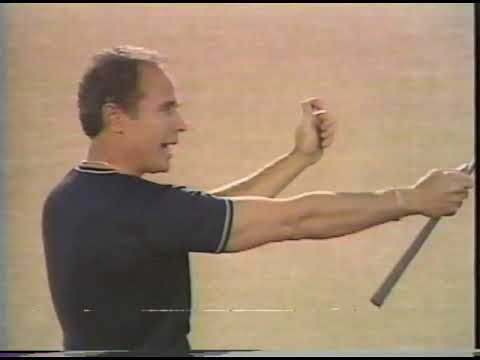 Automatic Golf Starring Bob Mann 1983 VHS