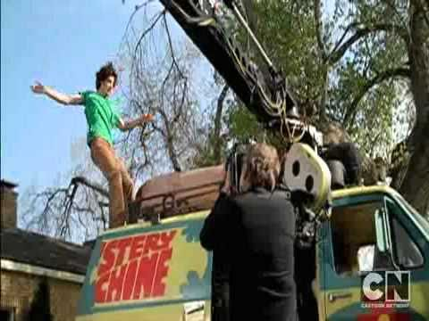 """Behind the Scenes: Stunts - """"Scooby-Doo! Curse of the Lake Monster"""