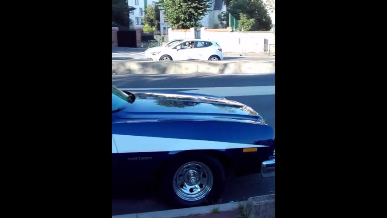 2017 07 1973 Ford Gran Torino In France