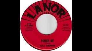 touch me Ella Brown
