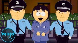 Top 10 South Park Controversies