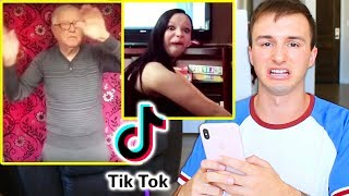 RECREATING CRINGEY TIK TOK VIDEOS