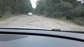 Дорога на Біле озеро (Рівненська область) 2