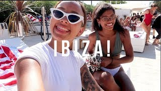 72 HOURS IN IBIZA WITH NARS!