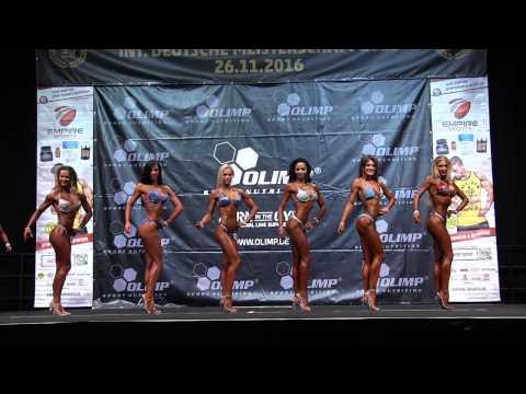Vorwahl Bikini 2 - Int. Deutsche Meisterschaft 2016