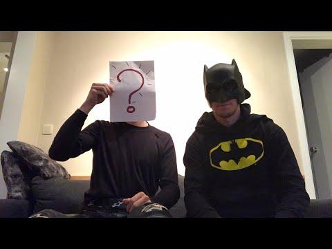 JE DEVOILE MON VISAGE AVEC BATMAN 😂 OMG ! ÇA TOURNE MAL 😱