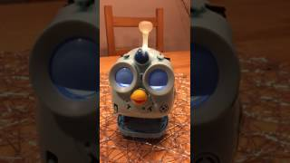 Broken furby connect without fur