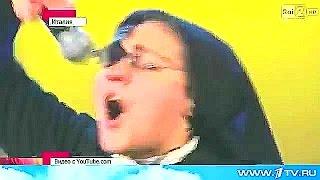 """Победительницей итальянской версии шоу """"Голос"""" стала монахиня."""