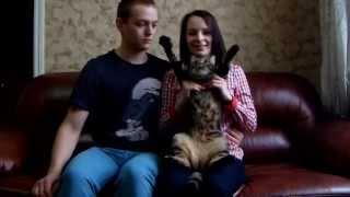 Видео-приглашение на свадьбу Заюковых
