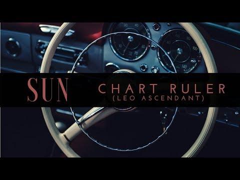 Sun as your Natal Chart Ruler (Leo Rising)