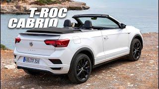 VW T-Roc Cabriolet - Informe - Matías Antico - TN Autos