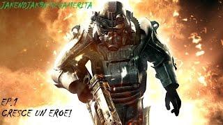 Fallout 3 gameplay ITA ep.1 cresce un eroe!