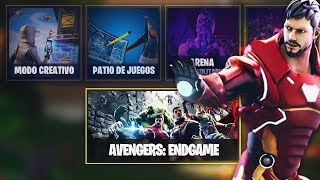 *FORTNITE X AVENGERS* ESPERANDO EL NUEVO EVENTO en FORTNITE | FORTNITE: Battle Royale