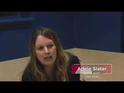 #AdviceClinic - The best way to get a Booking Agent... with Adele Slater (Coda Agency)