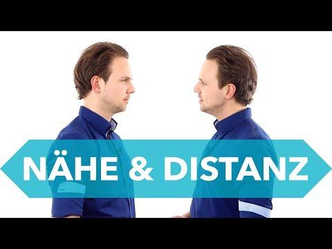 Wie du mit Nähe und Distanz das Gespräch beeinflussen kannst