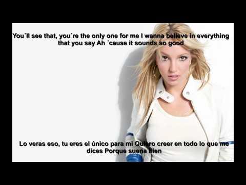Sometimes - Britney Spears (LETRA EN ESPAÑOL E INGLES)