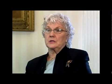 Betty Wilson interview 6.28.2007 (Center on the American Governor)