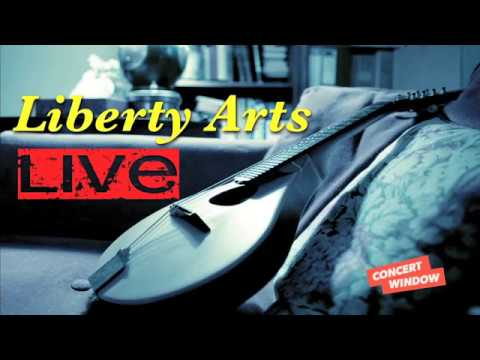Liberty Arts LIVE - Anne McCue & Taylor Pie - 11/30/17