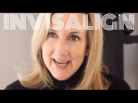 INVISALIGN At 50- Oh The JOYS Of Getting Older!