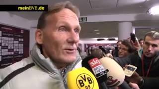 Bayer Leverkusen - BVB: Interview mit Hans-Joachim Watzke